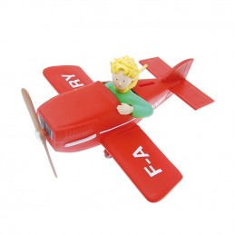 LITTLE PRINCE AIRPLANE COIN BANK SALVADANAIO PICCOLO PRINCIPE PLASTOY