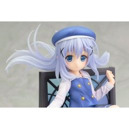 IS THE ORDER A RABBIT ? - CHINO 1/8 ANI STATUE