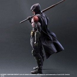 BATMAN ARKHAM KNIGHT ROBIN PLAY ARTS KAI PAK ACTION FIGURE