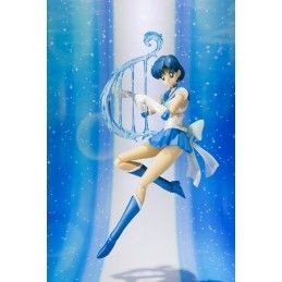 SAILOR MOON SUPER SAILOR MERCURY SH. FIGUARTS ACTION FIGURE