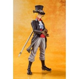 ONE PIECE ZERO SABO FILM GOLD FIGUARTS ZERO FIGURE