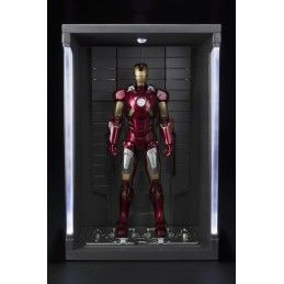 BANDAI IRON MAN MARK 6 VI + HALL OF ARMOR SET FIGUARTS ACTION FIGURE