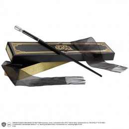 HARRY POTTER FANTASTIC BEASTS PERCIVAL GRAVES WAND REPLICA BACCHETTA NOBLE COLLECTIONS