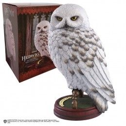 NOBLE COLLECTIONS HARRY POTTER - HEDWIG STATUA FIGURE