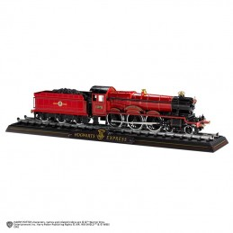 HARRY POTTER - TRENO HOGWARTS EXPRESS DIE CAST METALLO REPLICA NOBLE COLLECTIONS