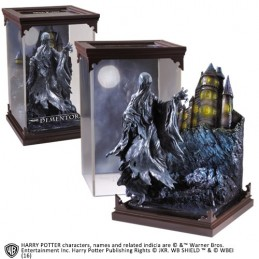 HARRY POTTER MAGICAL CREATURES - DEMENTOR STATUA FIGURE NOBLE COLLECTIONS