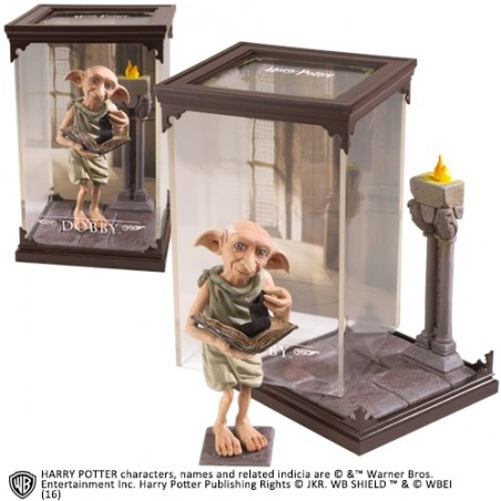 HARRY POTTER MAGICAL CREATURES - DOBBY STATUA FIGURE