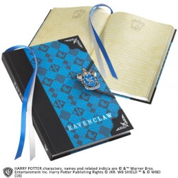 NOBLE COLLECTIONS HARRY POTTER RAVENCLAW JOURNAL - DIARIO CORVONERO