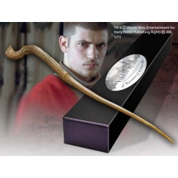 NOBLE COLLECTIONS HARRY POTTER WAND VIKTOR KRUM REPLICA BACCHETTA