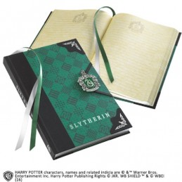 NOBLE COLLECTIONS HARRY POTTER SLYTHERIN JOURNAL - DIARIO SERPEVERDE