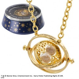 NOBLE COLLECTIONS HARRY POTTER - HERMIONE TIME TURNER GIRATEMPO SPECIAL REPLICA