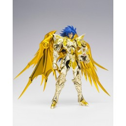 PREORDINE SAINT SEIYA MYTH CLOTH EX SOUL OF GOLD SAGA GEMINI GOLD CLOTH ACTION FIGURE