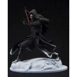 STAR WARS EP VII THE FORCE AWAKENS KYLO REN ARTFX STATUE