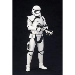STAR WARS EPISODE VII FIRST ORDER STORMTROOPER ARTFX + STATUE