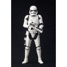 STAR WARS EPISODE VII FIRST ORDER STORMTROOPER ARTFX + STATUE