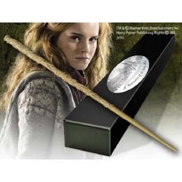 HARRY POTTER WAND HERMIONE REPLICA BACCHETTA NOBLE COLLECTIONS