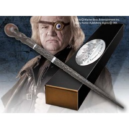 NOBLE COLLECTIONS HARRY POTTER WAND MAD-EYE MOODY REPLICA BACCHETTA