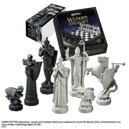 HARRY POTTER - WIZARD CHESS SCACCHIERA NOBLE COLLECTIONS
