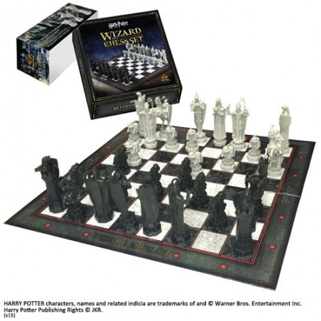 HARRY POTTER - WIZARD CHESS SCACCHIERA