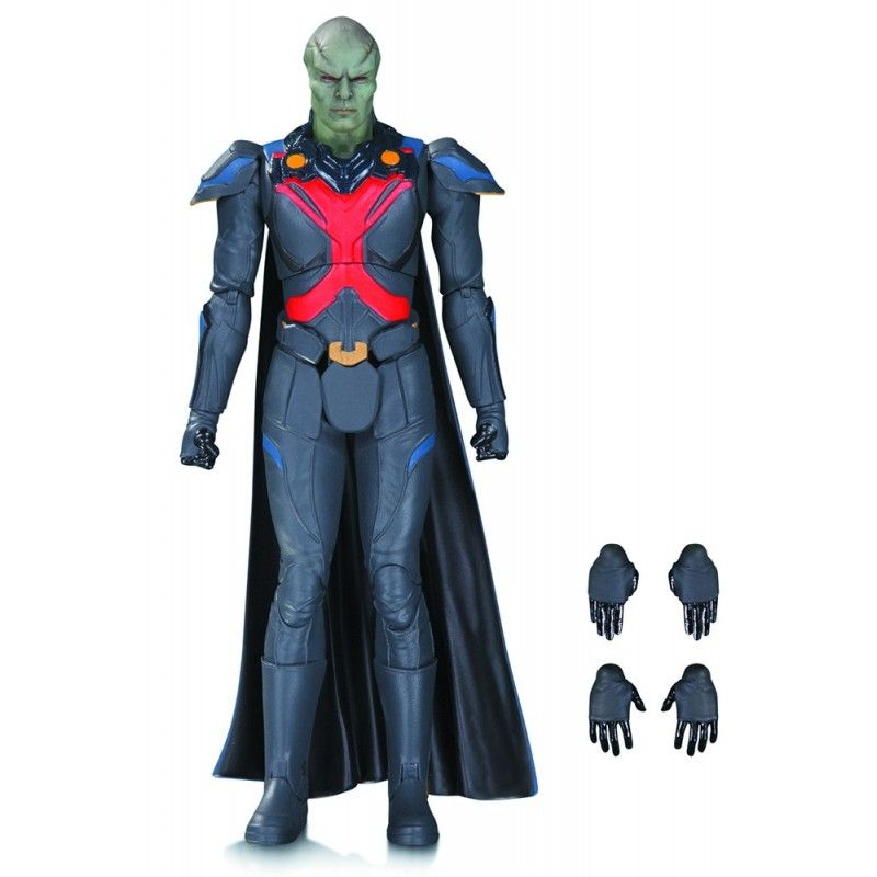 SUPERGIRL SERIE TV - MARTIAN MANHUNTER ACTION FIGURE DC COLLECTIBLES