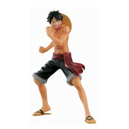 ONE PIECE BODY CALENDAR VOL.5 THE NAKED MONKEY D LUFFY FIGURE STATUE