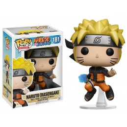 FUNKO POP! NARUTO RASENGAN BOBBLE HEAD KNOCKER FIGURE