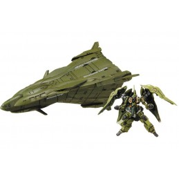 GUNDAM UNICORN COSMO FLEET GARENCIERES AND KSHATRIYA ACTION FIGURE