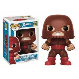 FUNKO POP! X-MEN - JUGGERNAUT 196 BOBBLE HEAD KNOCKER FIGURE