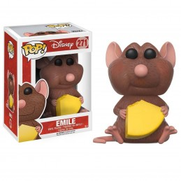 FUNKO POP! RATATOUILLE - EMILE BOBBLE HEAD KNOCKER FIGURE