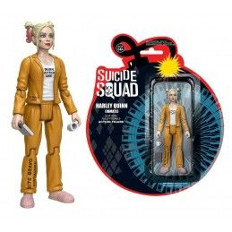 SUICIDE SQUAD - HARLEY QUINN INMATE ACTION FIGURE FUNKO
