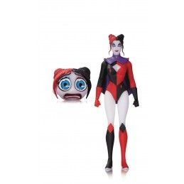 DC COLLECTIBLES DC DESIGNERS SERIES CONNER SUPERHERO HARLEY QUINN ACTION FIGURE
