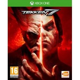 TEKKEN 7 CON STEEL BOX XBOX ONE USATO ITALIANO