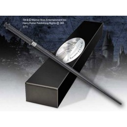 NOBLE COLLECTIONS HARRY POTTER WAND YAXLEY REPLICA BACCHETTA