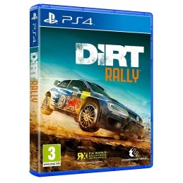 DIRT RALLY PS4 USATO ITALIANO