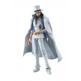 ONE PIECE - ROB RUCCHI VARIABLE ACTION HERO ACTION FIGURE
