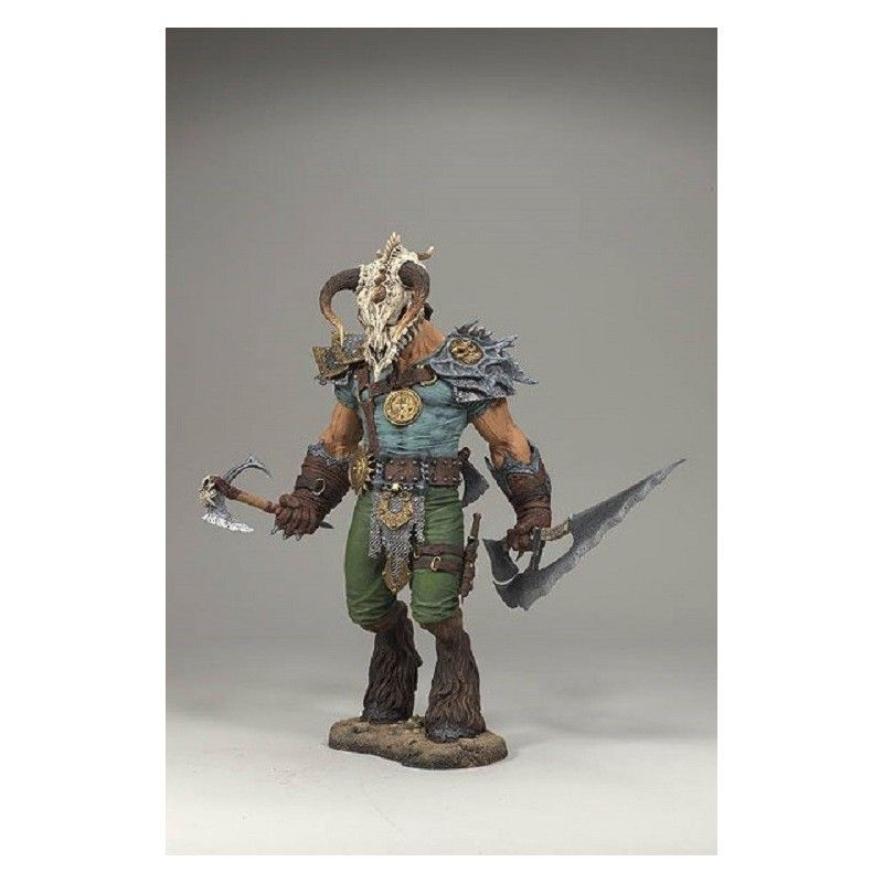 LEGEND OF THE BLADE HUNTERS - TYR ACTION FIGURE MCFARLANE