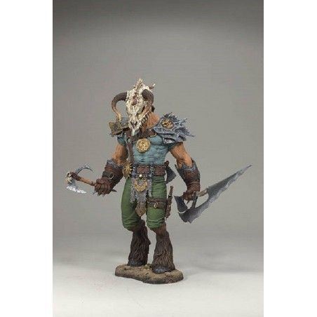 LEGEND OF THE BLADE HUNTERS - TYR ACTION FIGURE