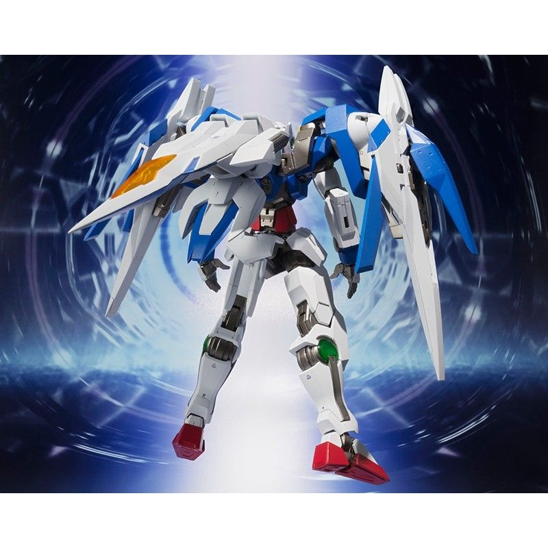 METAL ROBOT SPIRITS - 00 RAISER+GN SWORD 3 GUNDAM ACTION FIGURE BANDAI