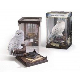HARRY POTTER MAGICAL CREATURES - HEDWIG STATUA NOBLE COLLECTIONS