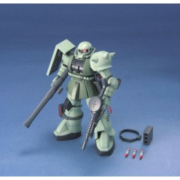 HIGH GRADE HGUC MS-06 ZAKU II MASS PRODUCTION TYPE 1/144 MODEL KIT