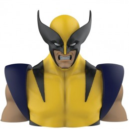 MARVEL WOLVERINE BUST BANK DELUXE SALVADANAIO FIGURE SEMIC