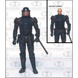 THE WALKING DEAD SERIES 2 - GLENN RIOT GEAR ACTION FIGURE MC FARLANE