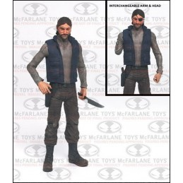 THE WALKING DEAD SERIES 2 - THE GOVERNOR PHILLIP BLAKE ACTION FIGURE