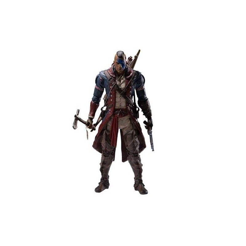 ASSASSIN'S CREED SERIES 5 REVOLUTIONARY CONNOR ACTION FIGURE MC FARLANE