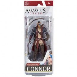 ASSASSIN'S CREED SERIES 5 REVOLUTIONARY CONNOR ACTION FIGURE