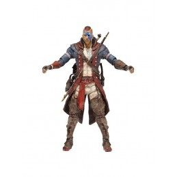 MC FARLANE ASSASSIN'S CREED SERIES 5 REVOLUTIONARY CONNOR ACTION FIGURE