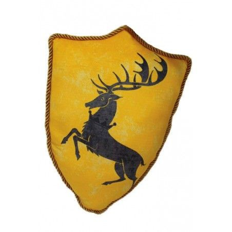 GAME OF THRONES SIGIL BARATHEON PILLOW CUSCINO STEMMA