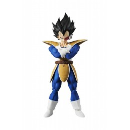 DRAGON BALL Z VEGETA S.H. FIGUARTS ACTION FIGURE