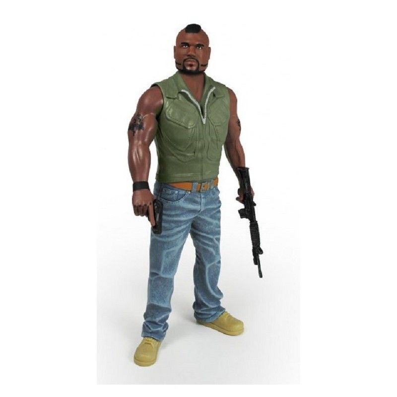 JAZWARES THE A-TEAM - B.A. BARACUS 30 CM ACTION FIGURE