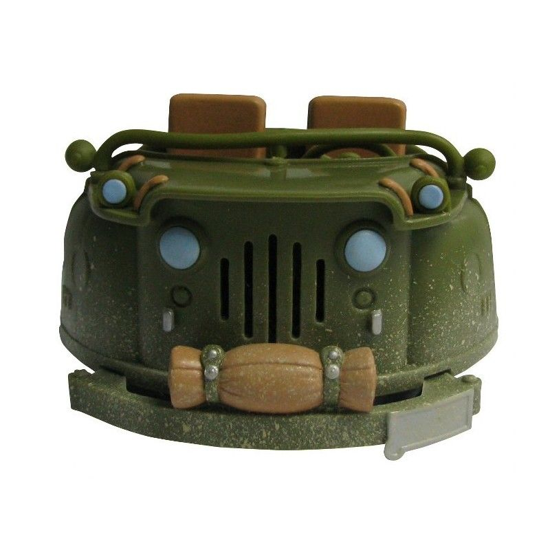 PLANET 51 - MILITARY JEEP ACTION FIGURE
